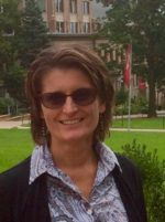 Michaela Aust, Divisional Committees Coordinator