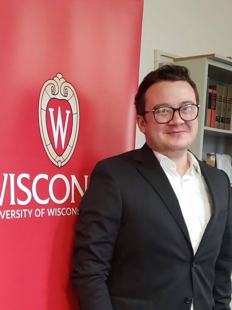 Gideon Elliott, Office Manager